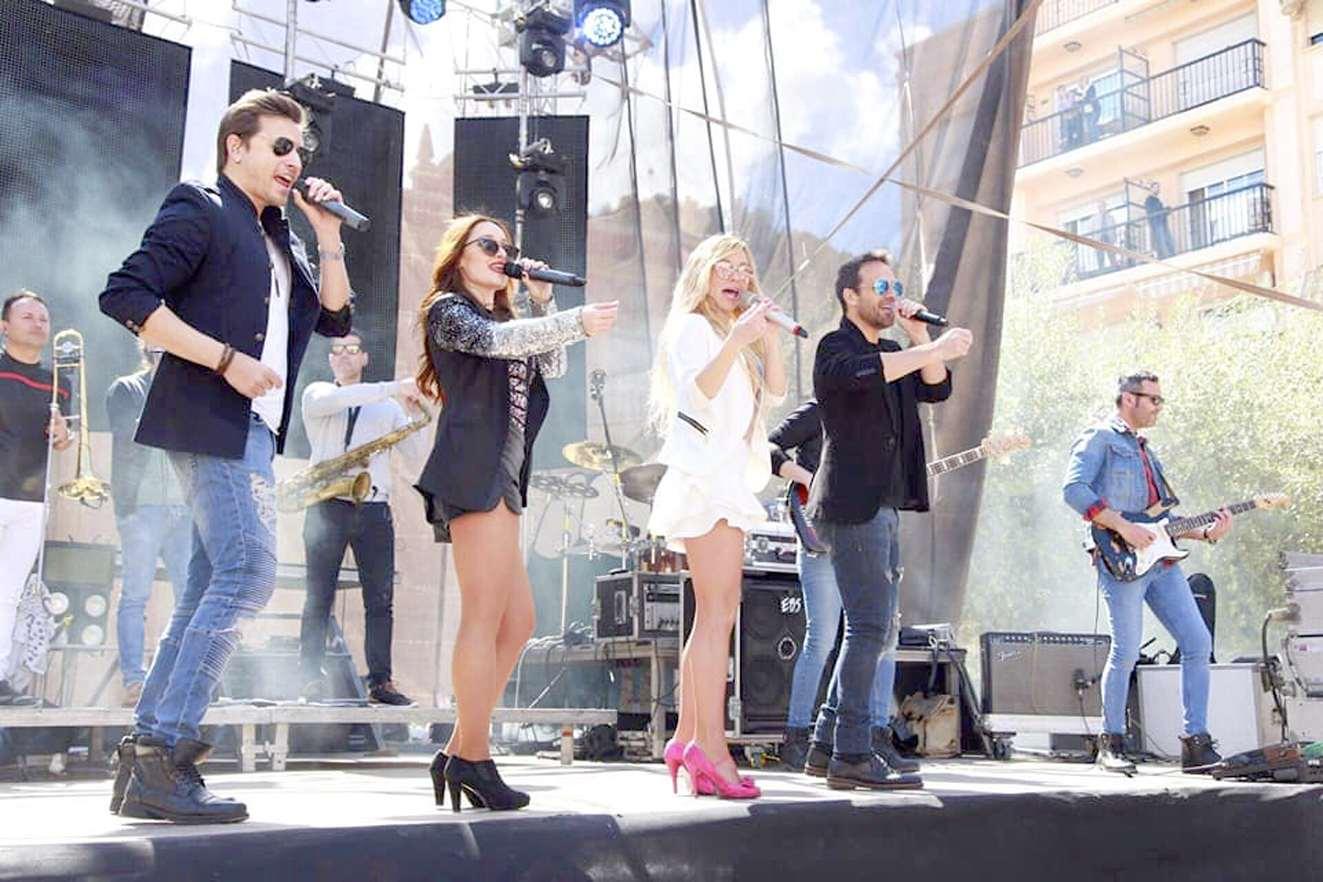 La Orquesta Montecarlo actuará en Onil al finalizar el desfile de la Olleta