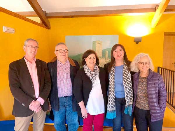 Biar preside la nueva asociación intermunicipal de turismo industrial