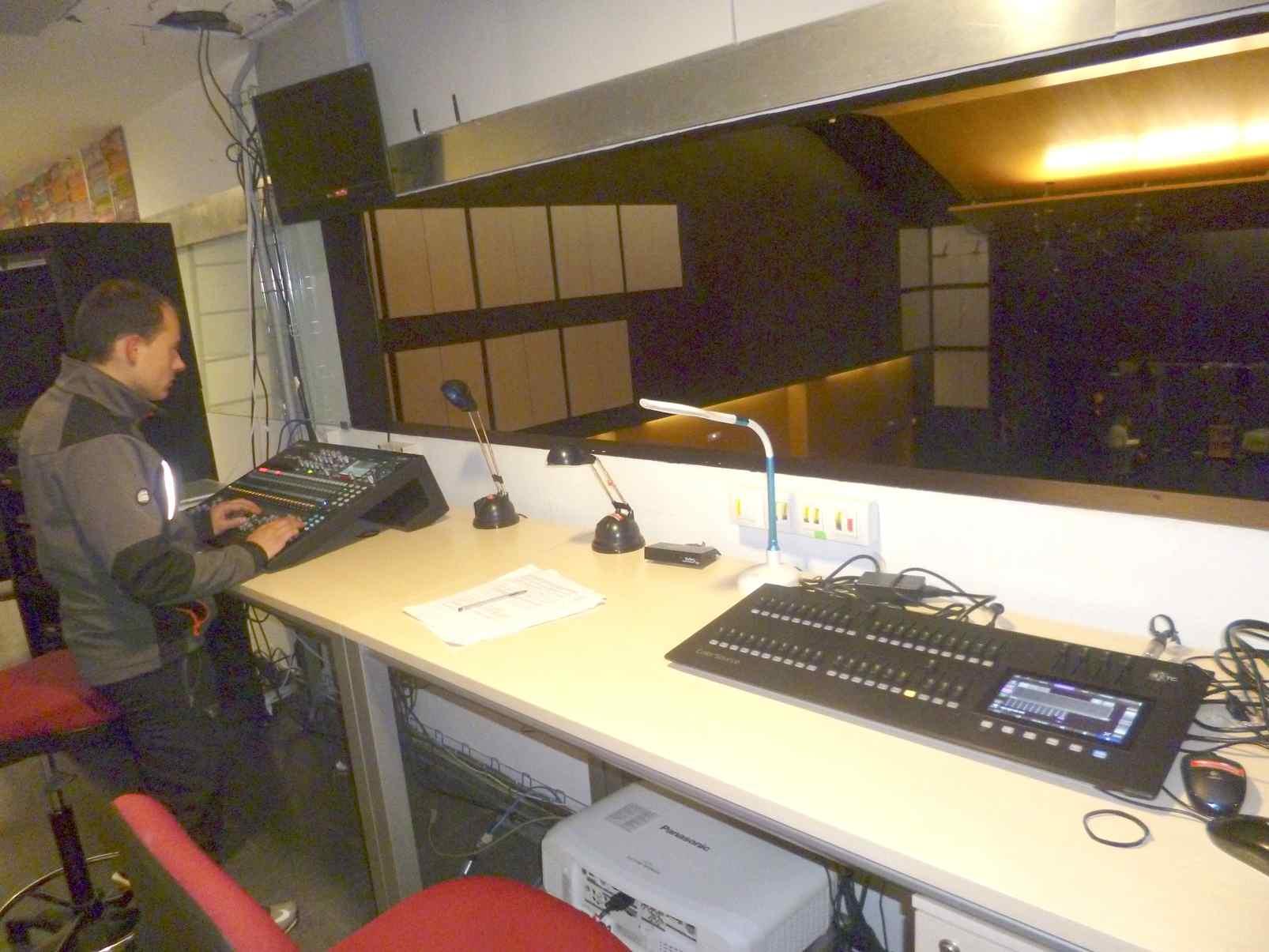 El Ayuntamiento de Castalla invierte 150.000 euros en modernizar las instalaciones del Auditorio y adaptarlas a la normativa