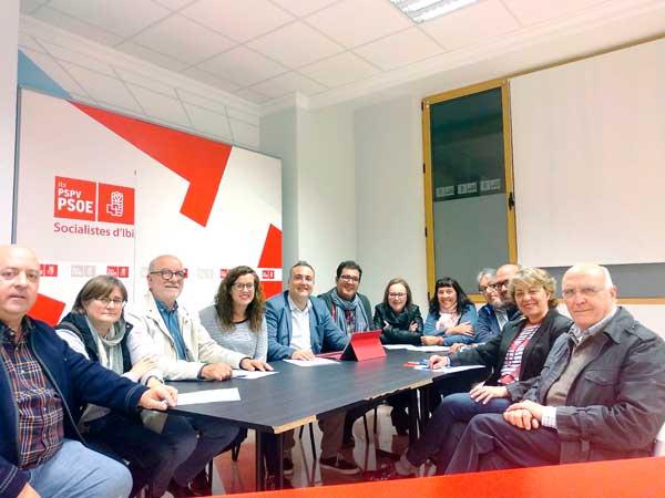 El PSOE prepara un borrador sobre ayudas al alquiler para jóvenes en viviendas del casco antiguo