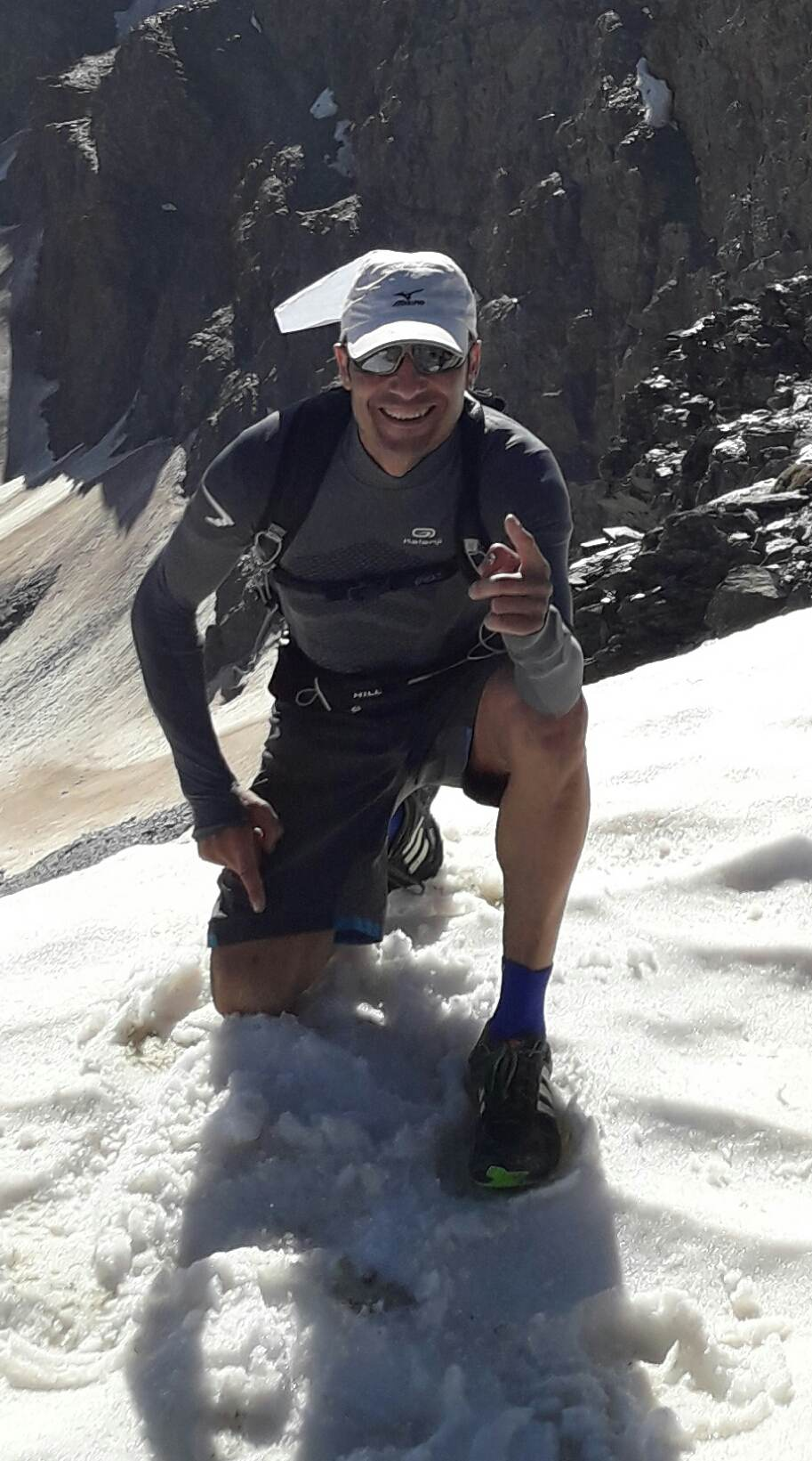 El ibense José Mª Ponce prepara un ascenso solidario al monte Toubkal
