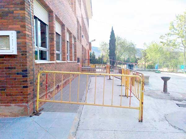 El Consell invertirá casi 9 millones de euros en la reforma de tres colegios de Ibi