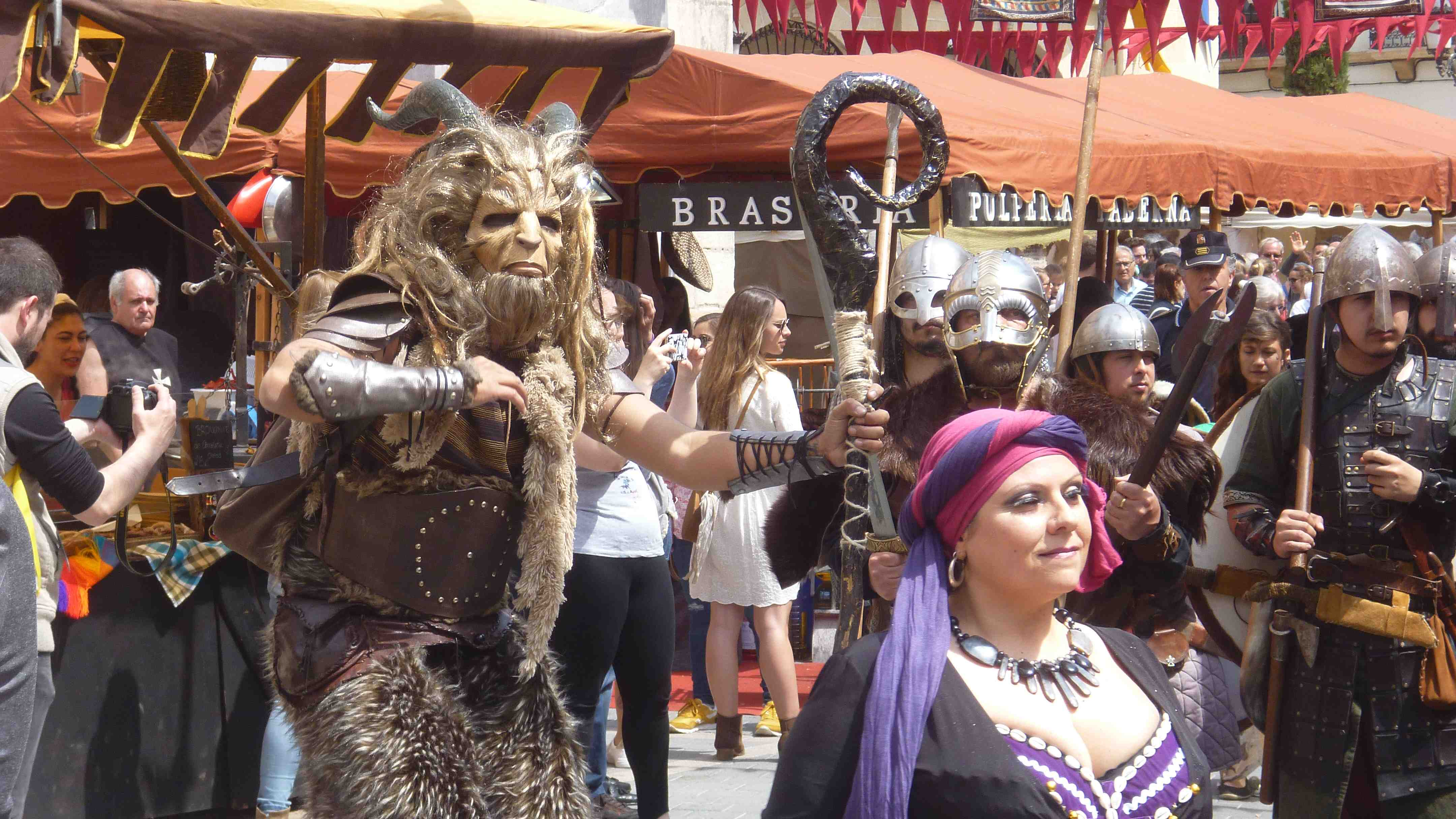 Castalla cierra una exitosa, multitudinaria y soleada Feria de San Isidro