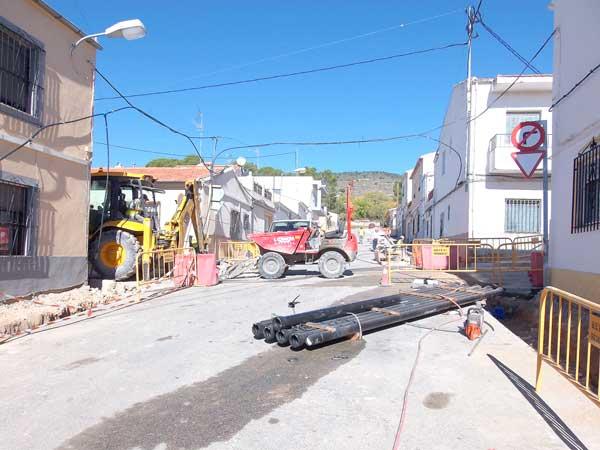 El Ayuntamiento de Ibi ejecutará proyectos urbanísticos por valor de 1.448.000 euros