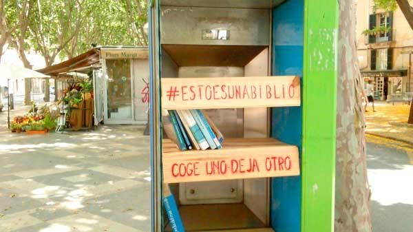 El PSOE propone situar puntos de intercambio de libros en el casco antiguo de Ibi