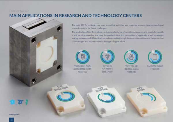 AIJU presenta la plataforma Samt Sudoe y su roadmap sobre fabricación aditiva al sector del plástico y molde