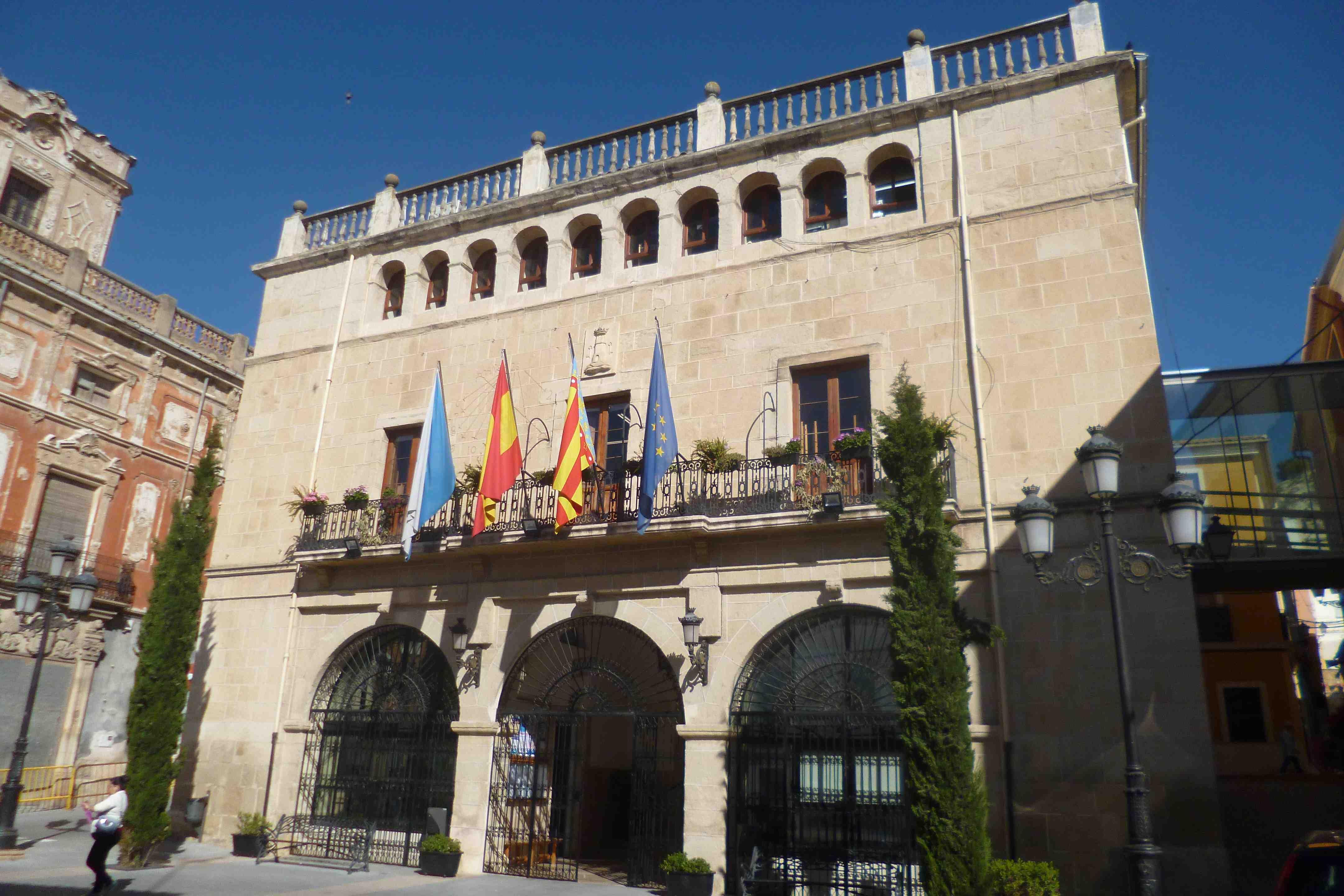 Castalla inicia la redacción del Plan de Movilidad Urbana Sostenible
