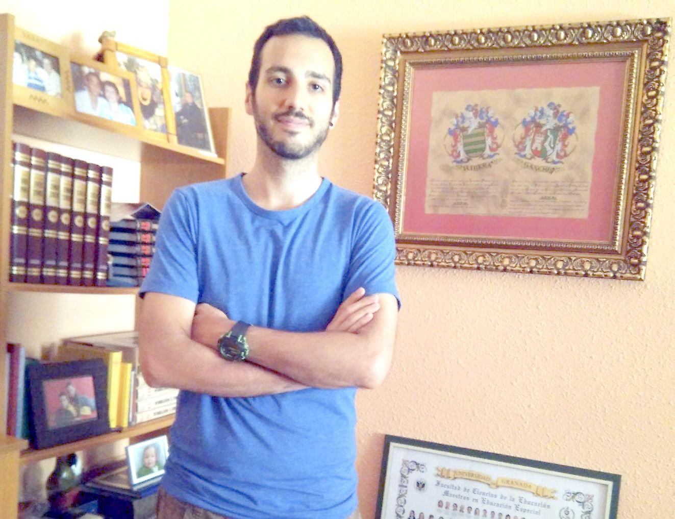 Yago Ribera, nou secretari general del Cercle Podem Onil