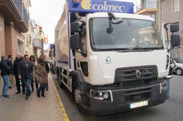 El Ayuntamiento de Ibi adjudica a Urbaser el servicio de limpieza viaria por cerca de 600.000 euros