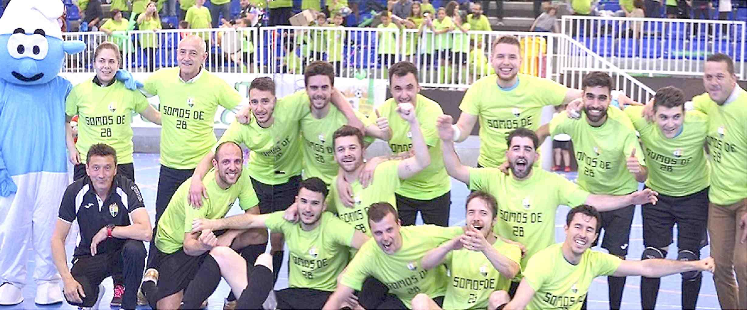 La Federació ajudarà a Futsal Ibi perquè puga disputar els seus partits de Segona B