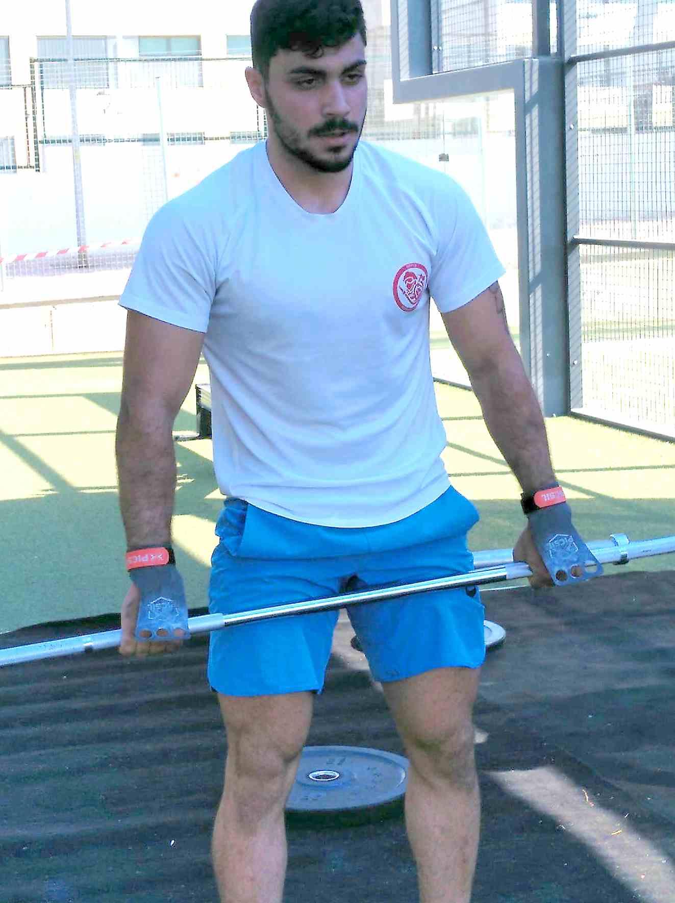 El tiberut Carlos Ferrara, segon classificat en el seu debut nacional en un campionat de CrossFit