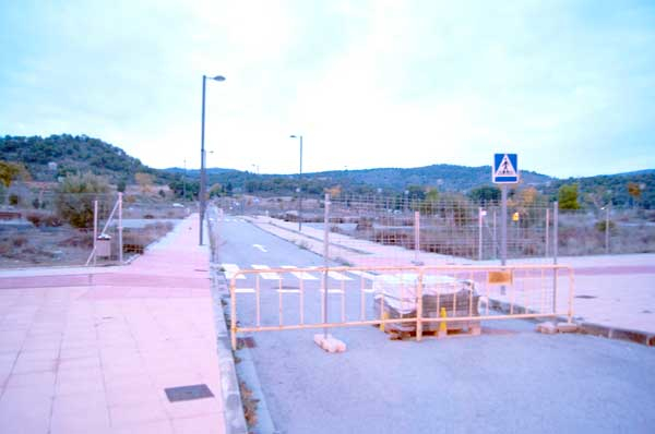 El Consell autoritza a Ibi a soterrar la línia elèctrica al Alamí per concloure amb la seua urbanització