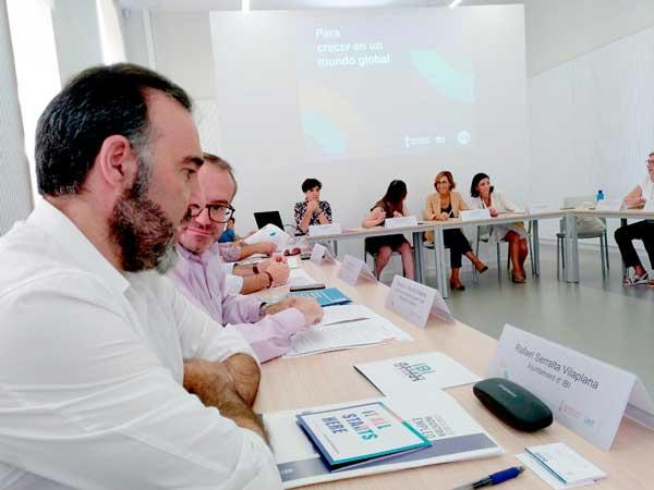 Ibi participa en el primer grup de treball sobre la gestió de projectes d'inversió del Ivace