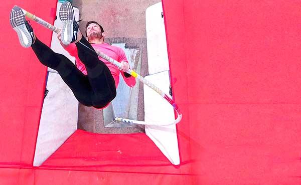 Jorge Ureña escalfa motors de cara a l'Europeu d'Atletisme a Berlín