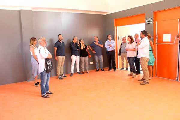 Els alumnes del col·legi Sanchis Banús d'Ibi iniciaran el curs en el nou centre