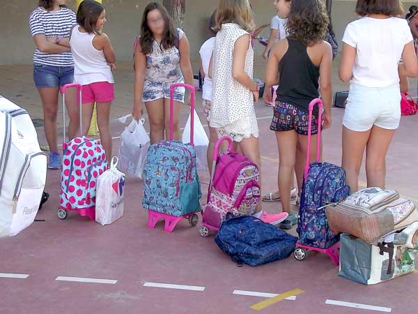 Un total de 2.138 alumnes comença el curs escolar a Ibi en Infantil i Primària