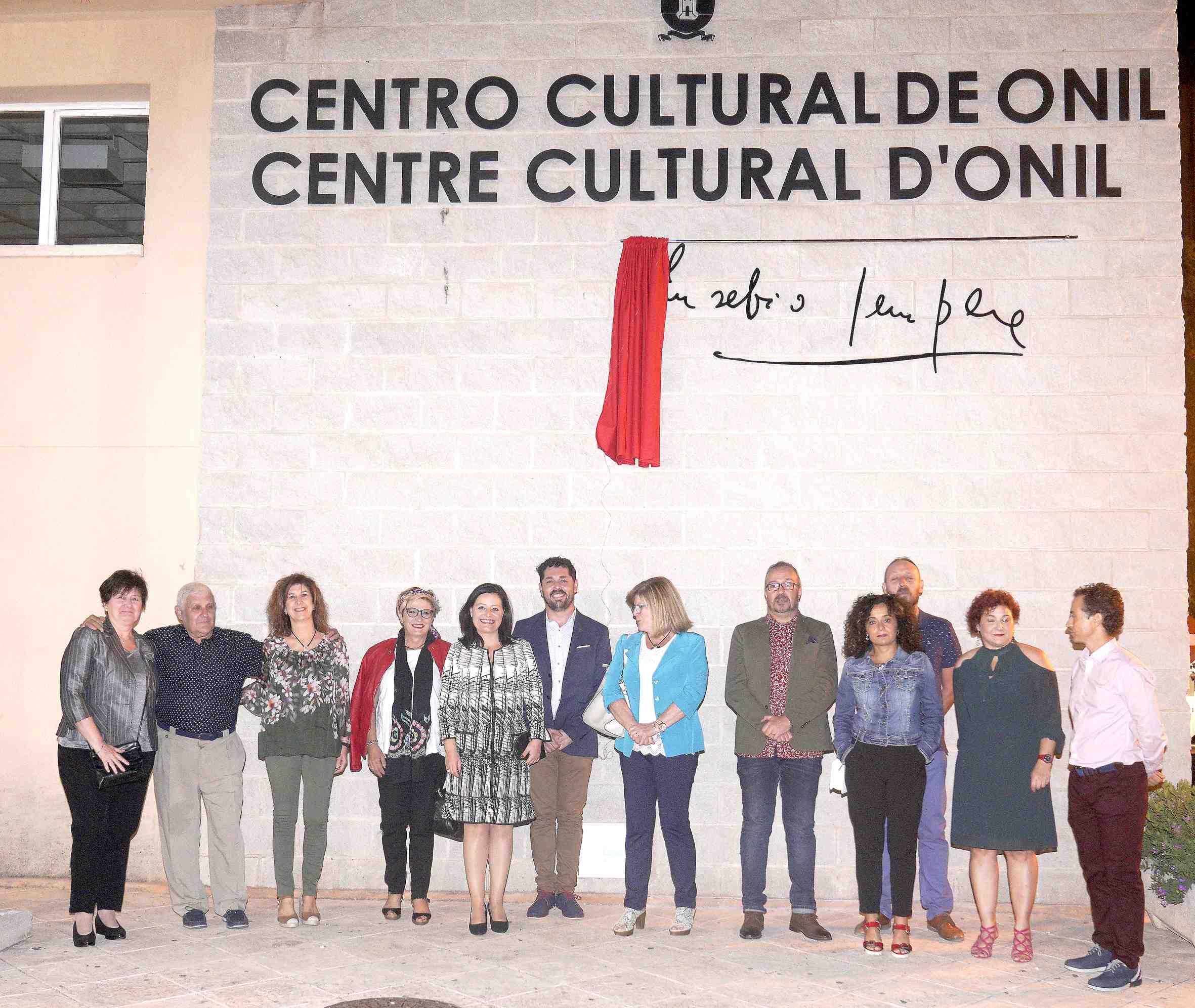 Onil es bolca en el seu homenatge a Sempere amb motiu del 40 aniversari de la Biennal de Pintura