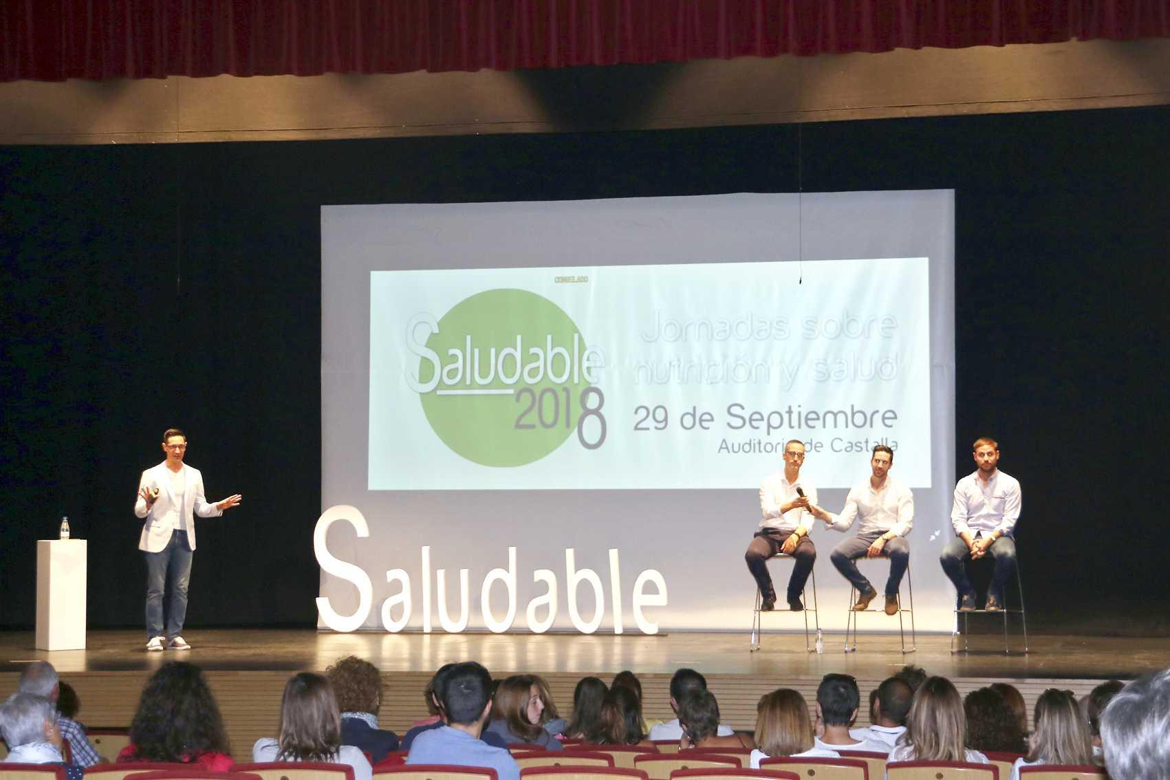 Les Jornades sobre Nutrició i Salut de Castalla complixen sis anys