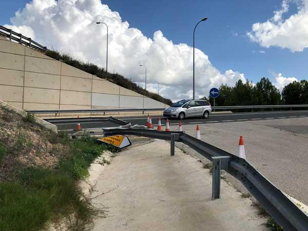 Mor un jove de 24 anys d'Onil en un tràgic accident de trànsit en Castalla