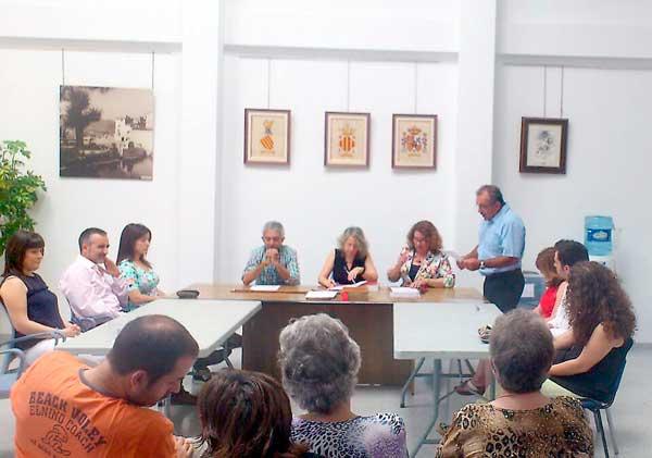 L'edil Jorge Martínez es posa al capdavant del consistori de Tibi per finalitzar la legislatura