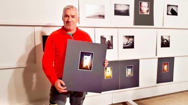 El ibense Jesús García Orihuela, premi a la millor col·lecció al XXXIX concurs de fotografies d'Ibi