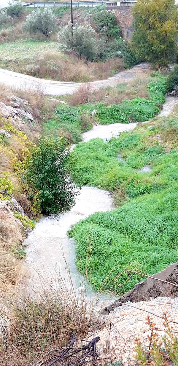 La comarca ja ha superat els registres de pluja d'anys anteriors