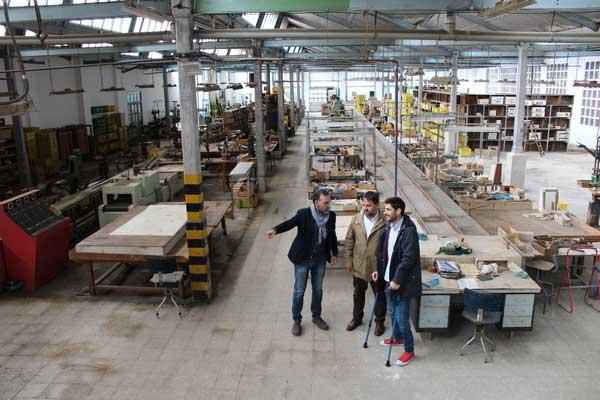 Ibi inicia els tràmits per a convertir la fàbrica Payá en un museu