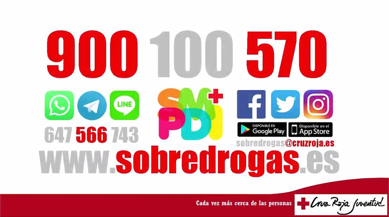 Creu Roja Joventut presenta un servici gratuït d'informació i prevenció del consum de drogues