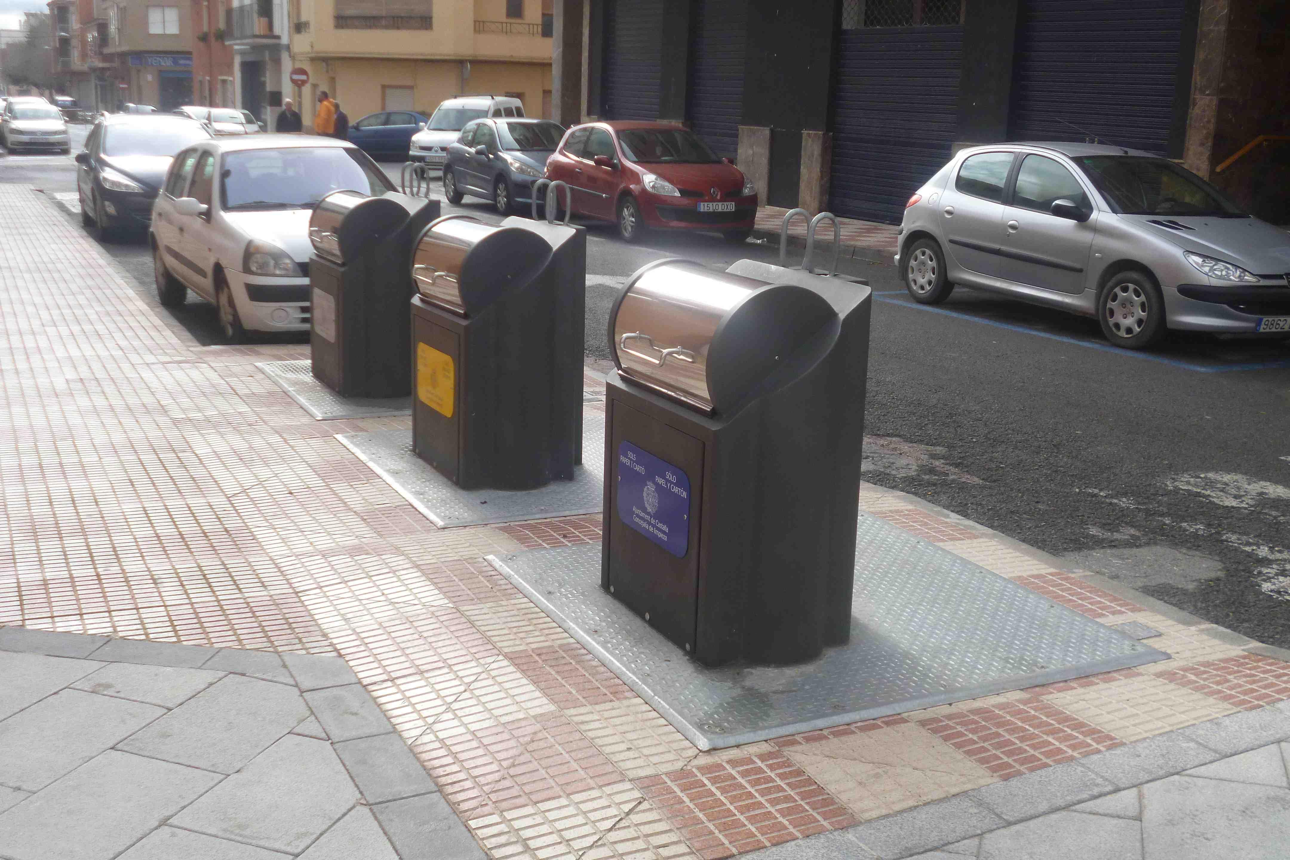 EU-ER: Acord Ciutadà de Castalla aposta per la gestió pública del servici de recollida de brossa