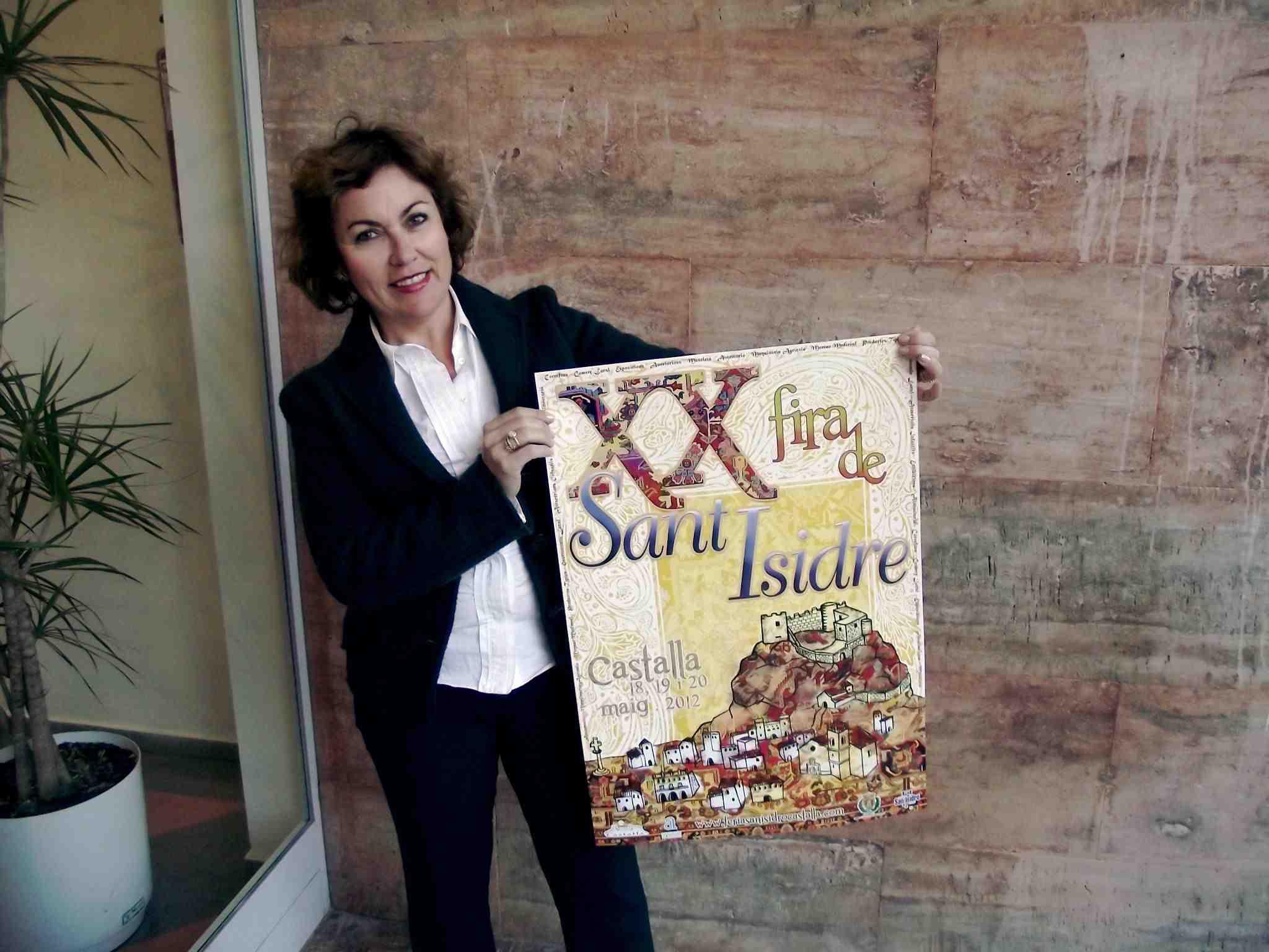 Un jurado popular declara inocente a la exedil de Castalla Magda Durá en el juicio por la organización de la Feria de San Isidro de 2012