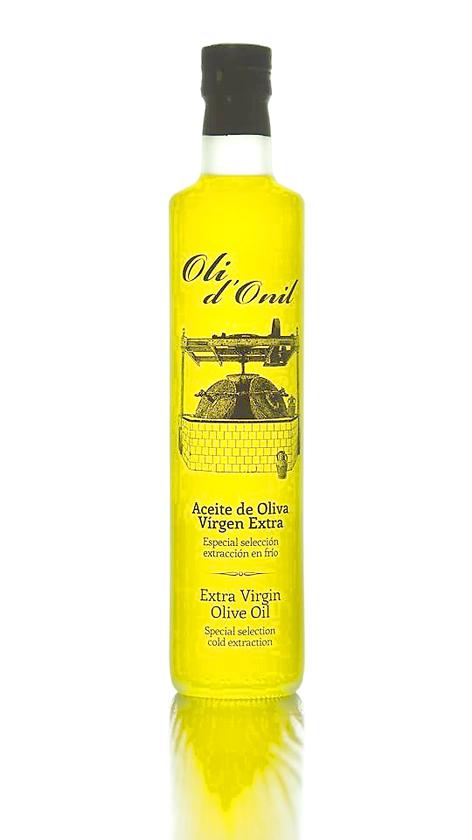 El aceite de oliva de la Cooperativa de Onil, segundo premio de la Comunidad Valenciana