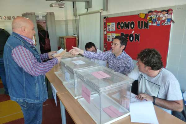 El PSOE gana en la comarca excepto en Castalla y Tibi