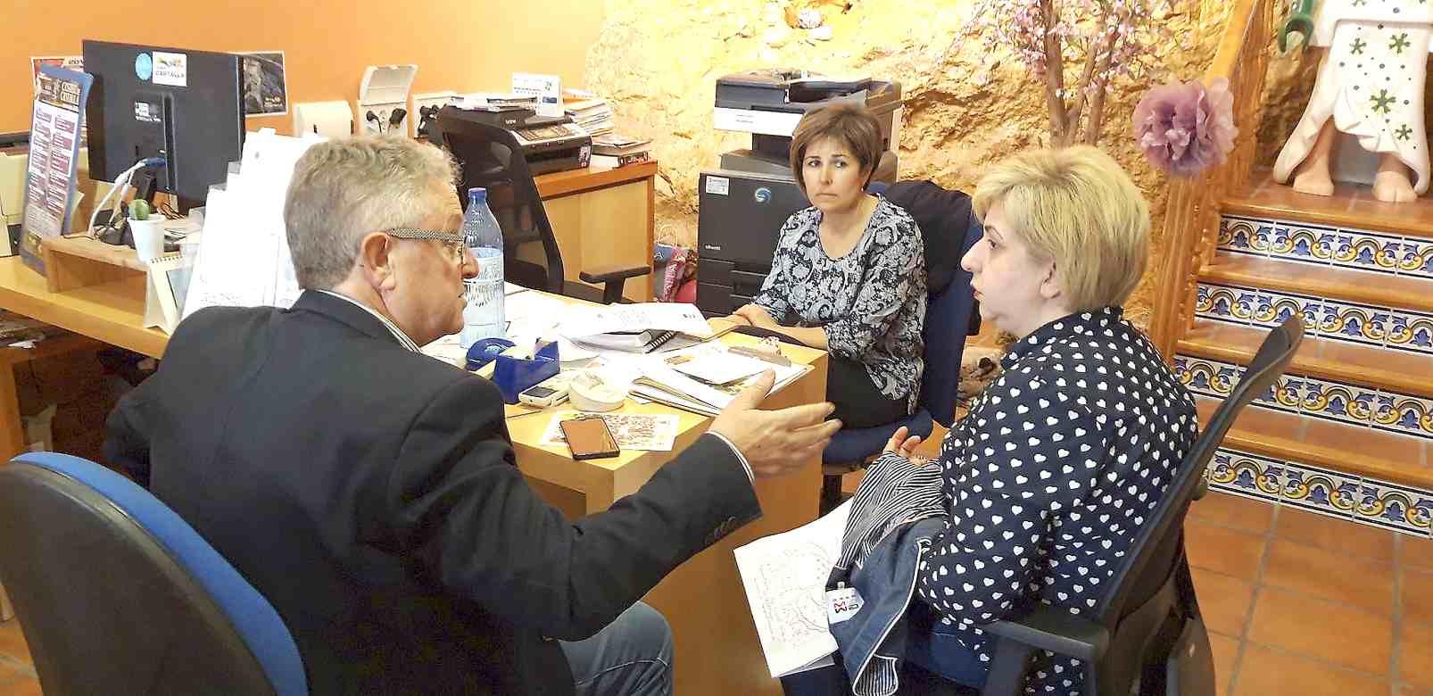 Castalla acollirà l'any que ve el vinté Congrés Nacional de Patchwork
