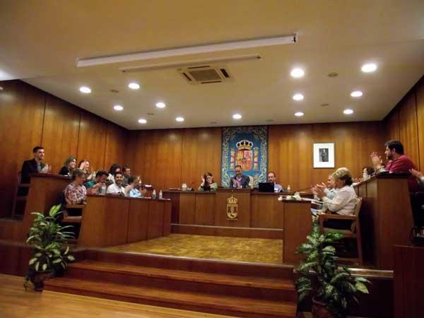El pleno de Ibi acuerda tomar medidas para frenar la proliferación de las casas de apuestas