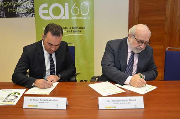 El Ministerio destina 500.000 euros al plan de empleo joven para Ibi