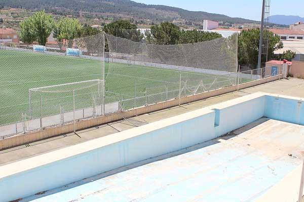 El Ayuntamiento de Ibi inicia la licitación de las obras de la piscina del Climent