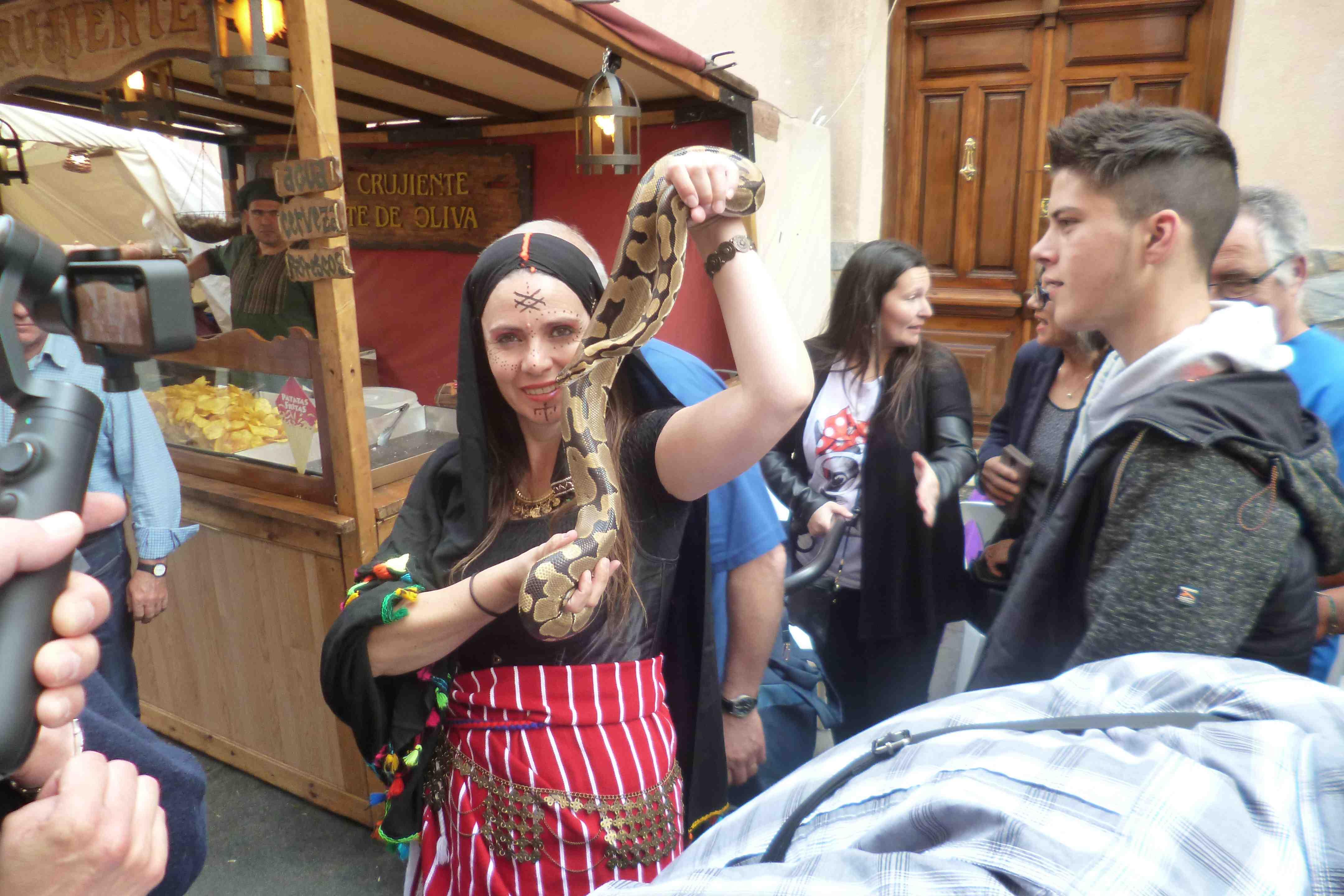La Feria de San Isidro de Castalla cierra de forma brillante su 27ª edición