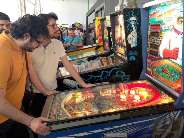 Multitudinària jornada de prova al Museu del Videojoc d'Ibi