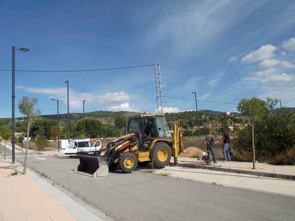 Generala recupera la condición de urbanizador del Alamí tras cuatro años de pleitos con el Ayuntamiento