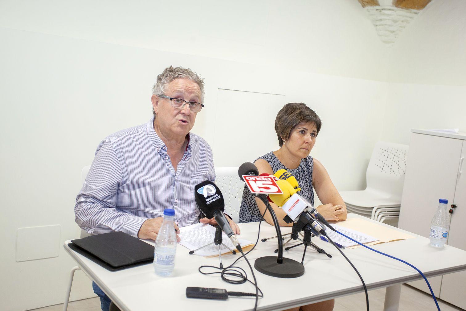 Ciutadans renova el seu acord amb el PSOE a l'Ajuntament de Castalla
