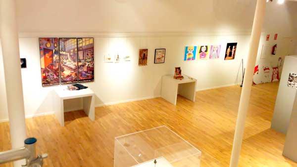51 artistas interpretan los juguetes fabricados en la Foia