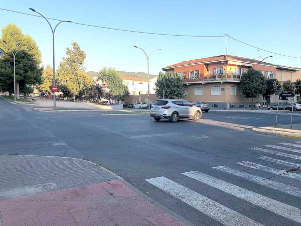L'Ajuntament finalitza el projecte de la nova rotonda a l'avinguda Azorín