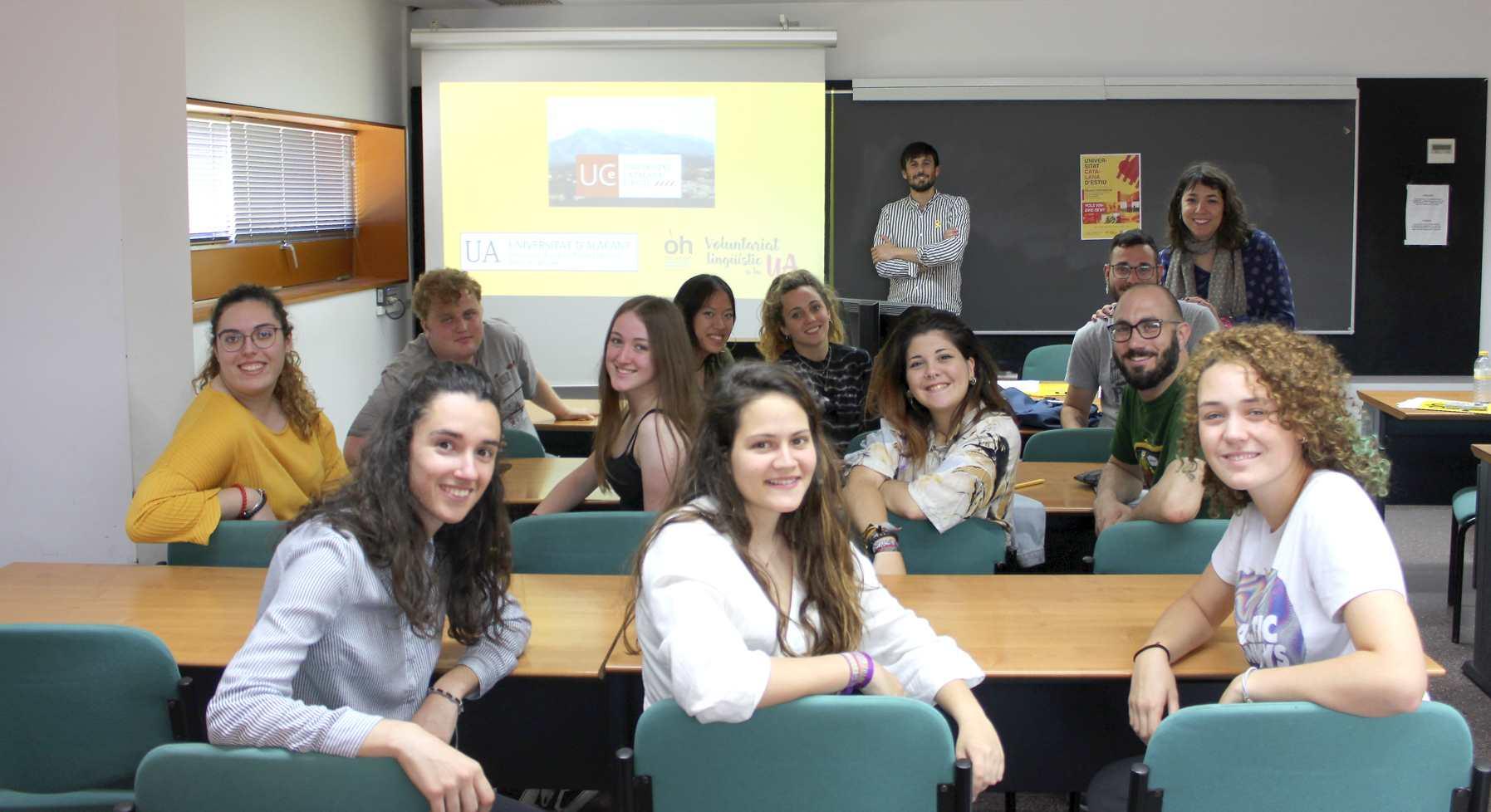 La Universitat d'Alacant impartirà cursos de valencià al Campus d'Alcoi