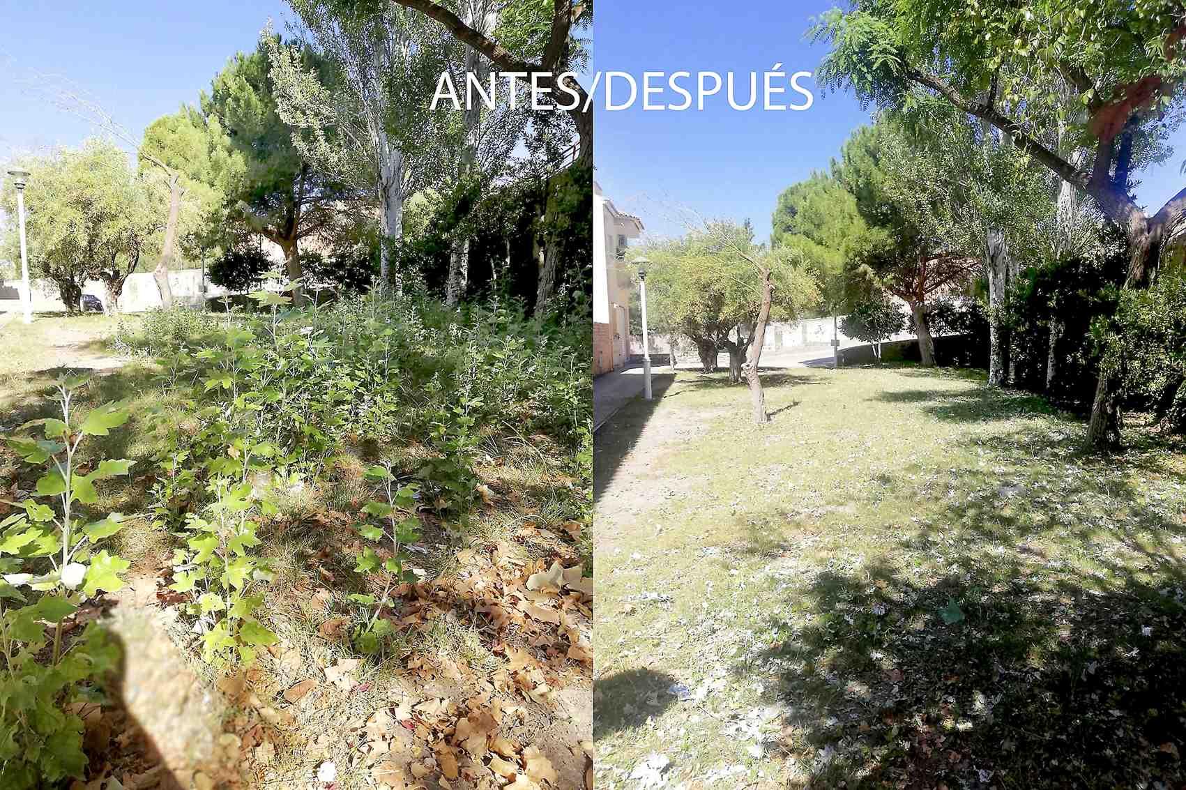 L'Ajuntament d'Onil contracta el servici de manteniment de parcs i jardins per 135.000 euros a l'any
