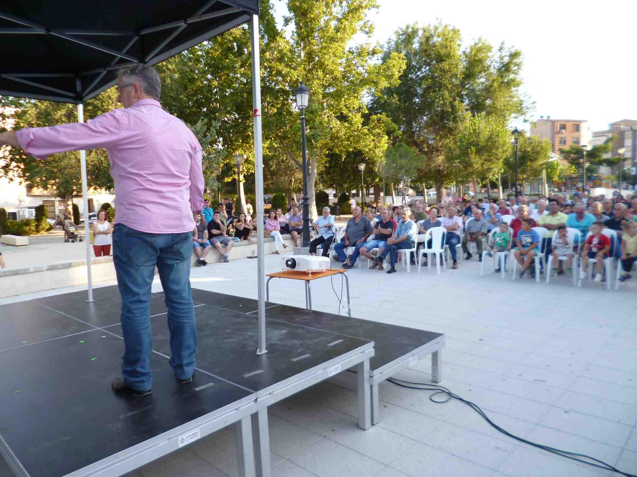 Els veïns de Castalla triaran si volen el nou Centre de Salut en l'extraradi o en el casc urbà
