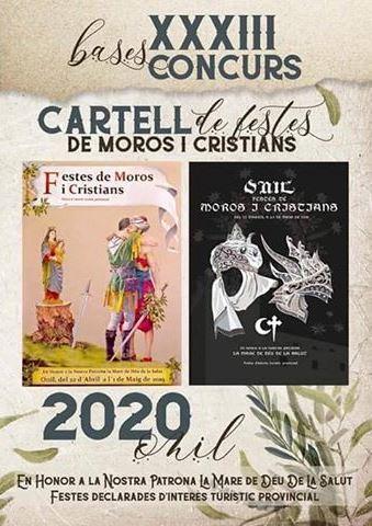 La Asociación de Comparsas de Onil convoca los concursos de fotografía y del cartel de Fiestas de Moros y Cristianos