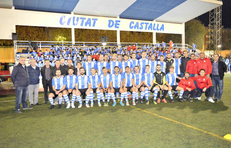 El CF Castalla rep amb alegria la invitació de la Federació per jugar la propera temporada en 1ª Regional