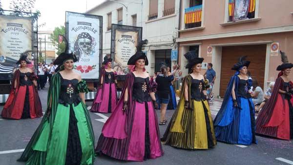 Imaginación y entusiasmo en los Moros y Cristianos de Castalla