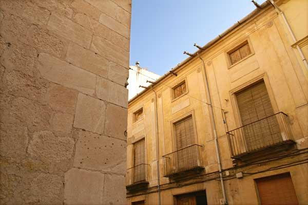 Ibi convoca nuevas ayudas para la rehabilitación de viviendas en el casco antiguo