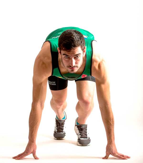 El atleta Jorge Ureña apadrinará la vendima de la DOP Alicante
